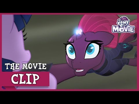 The Storm King Betrays Tempest | My Little Pony: The Movie [Full HD]