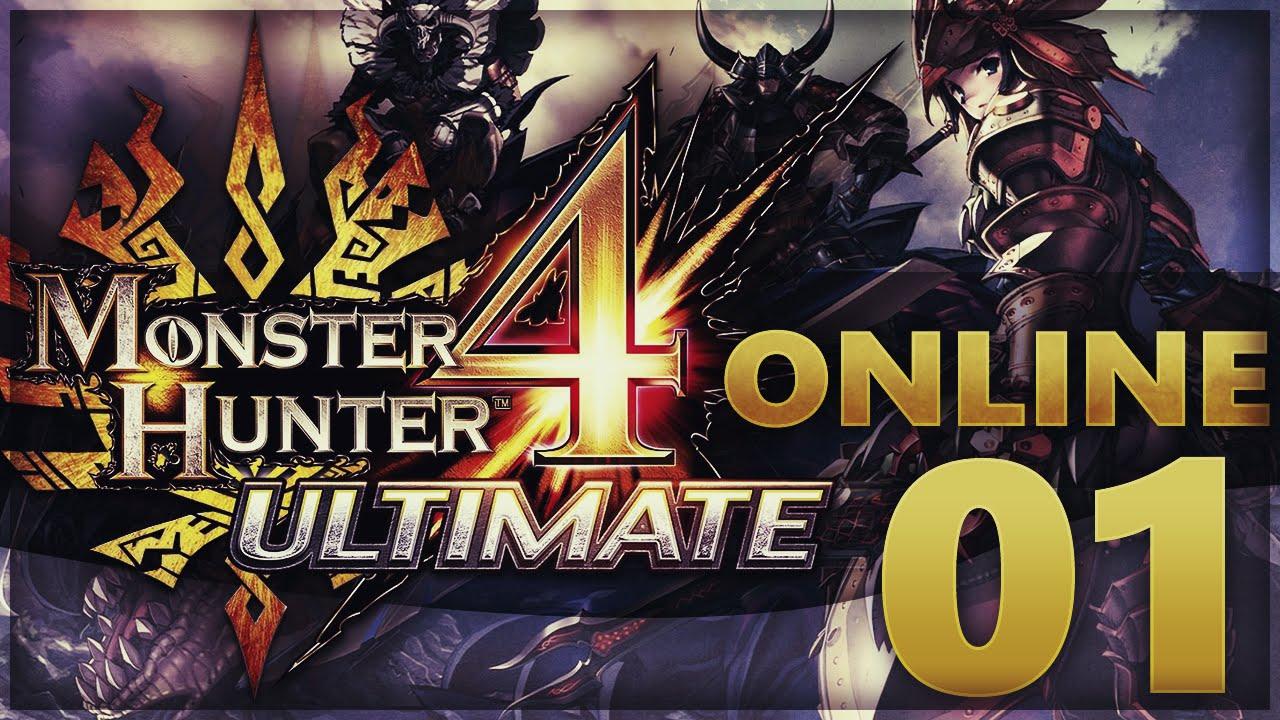 Monster Hunter Online | OnRPG