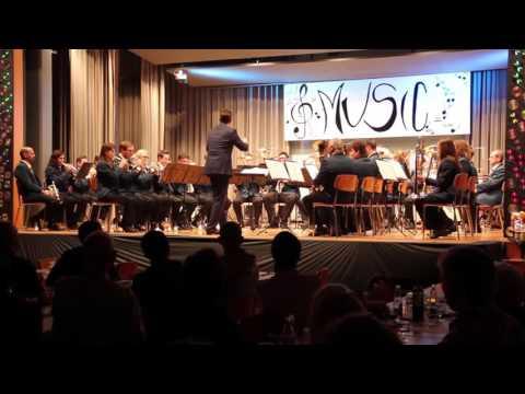 Jahreskonzert der Brass-Band Auw