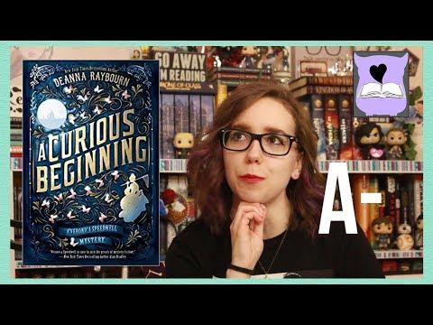 A Curious Beginning - Spoiler Free Book Review