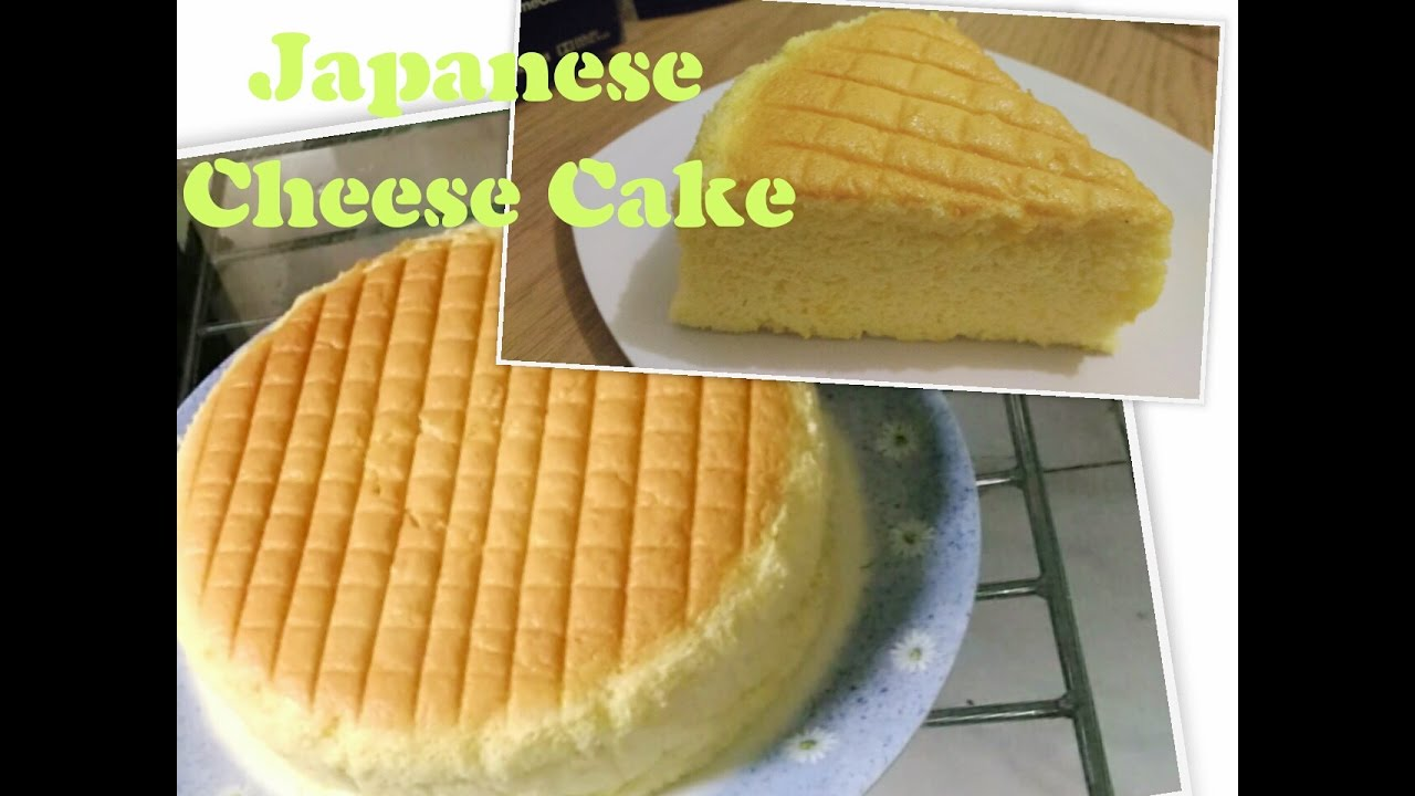 Resep Bolu Cheese Cake Jepang: Resep Praktis Japanese Cheese Cake