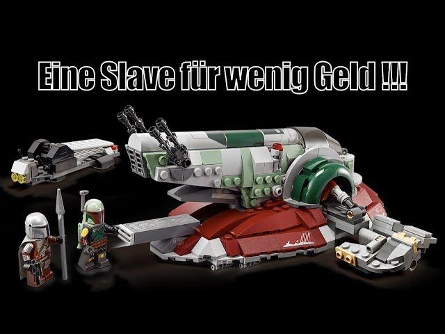 Das letzte Video dieser Art! | LEGO® Star Wars Boba Fetts Starship™ (75312) - Review (Deutsch)