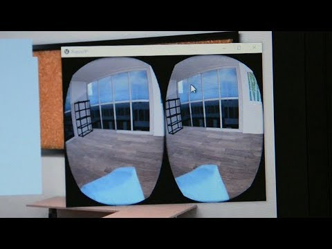 Virtual reality therapy provides medical treatment alternative