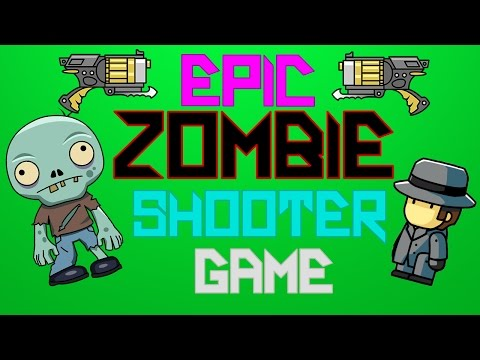 Scratch Tutorial: How To Create An Epic Zombie Shooter Game! (Part 1)