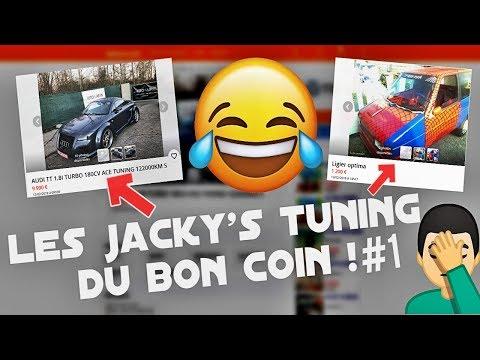 LES JACKY'S TUNING DU BON COIN ! #1