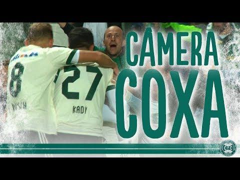 Câmera Coxa - Coritiba 1 x 0 Atlético GO