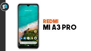 Mi A3 Pro - 108MP Camera, Snapdragon 730G, Indisplay Fingerprint | Xiaomi Mi A3