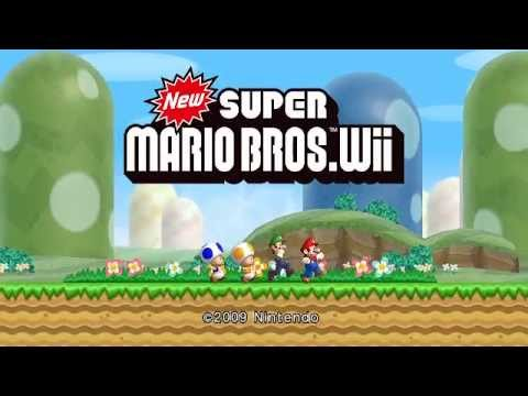 [TAS] New Super Mario Bros. Wii in 25:06.3 by Got4n