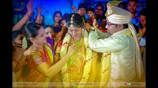 A Grand Wedding Teaser of Manohar + Manju || Done by Giri Stills*******