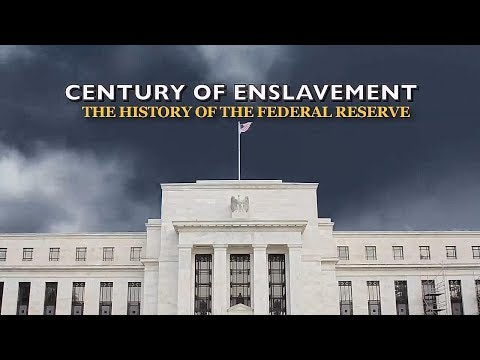 Century Of Enslavement - The History Of The Federal Reserve. With Russian Subtitles.