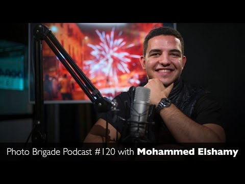 Mohammed Elshamy - Photo Brigade Podcast #120