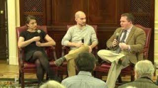 Conversation with Dover Quartet