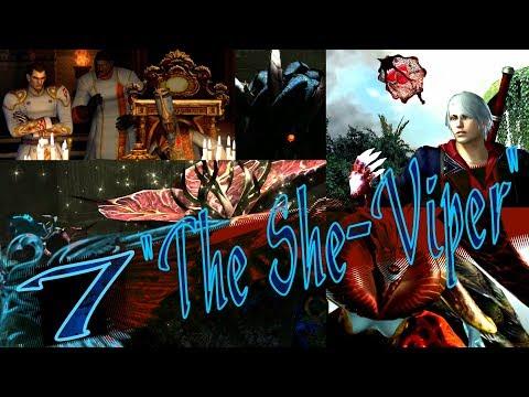 "Devil May Cry 4 SE | #7 | Dante Must Die | The She-Viper | S Rank | SM05 - ""Sky Scraper"" thumbnail"