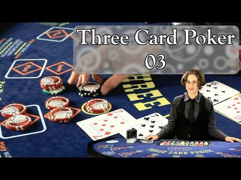 Getting Paid On Three Card Poker