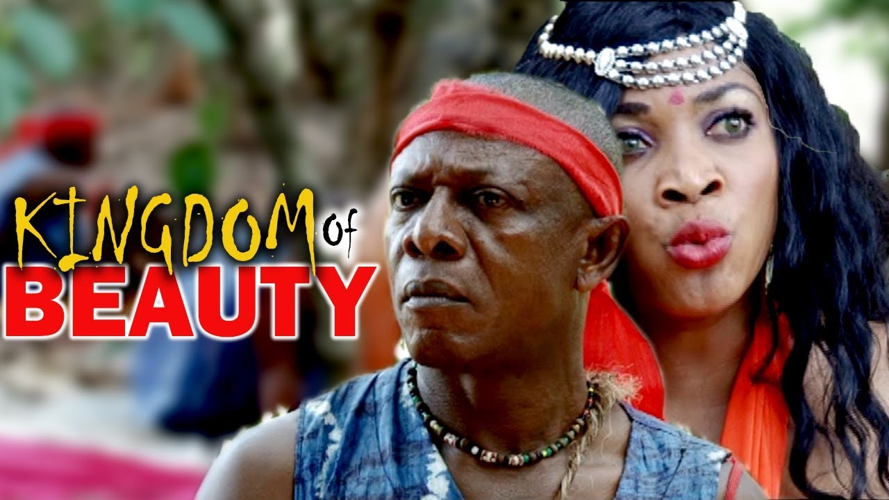 Download KINGDOM OF BEAUTY - LATEST NIGERIAN NOLLYWOOD MOVIES - TRENDING NIGERIAN MOVIES