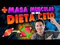 Ganar MASA MUSCULAR En DIETA CETOGÉNICA💪🏼¿Es Posible?🤔¿Cómo Lo Hago?🧠