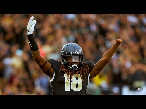 [INSPIRATIONAL] ONE HANDED FOOTBALL STAR || UCF LB Shaquem Griffin Highlights ᴴᴰ