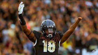 [INSPIRATIONAL] ONE HANDED FOOTBALL STAR || UCF LB Shaquem Griffin Highlights ᴴᴰ