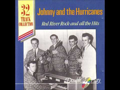 Johnny And The Hurricanes - Cutout