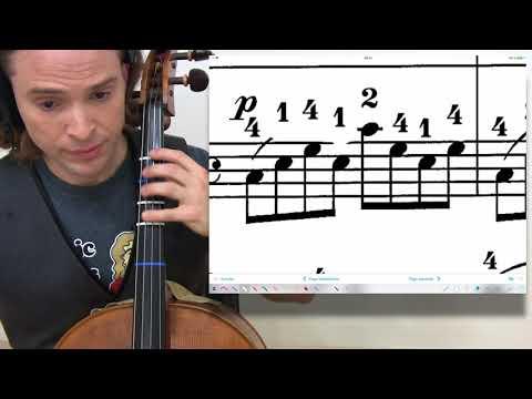 AVE MARIA Cello Lesson