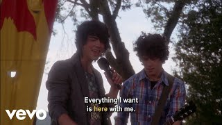 """Jonas Brothers - Play My Music (From """"Camp Rock""""/Sing-Along)"""