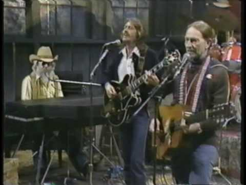 "Willie Nelson ""Heartbreak Hotel"" Leon Russel Mickey Raphael"