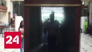 Порно вместо расписания: хакеры взломали табло главного вокзала Вашингтона