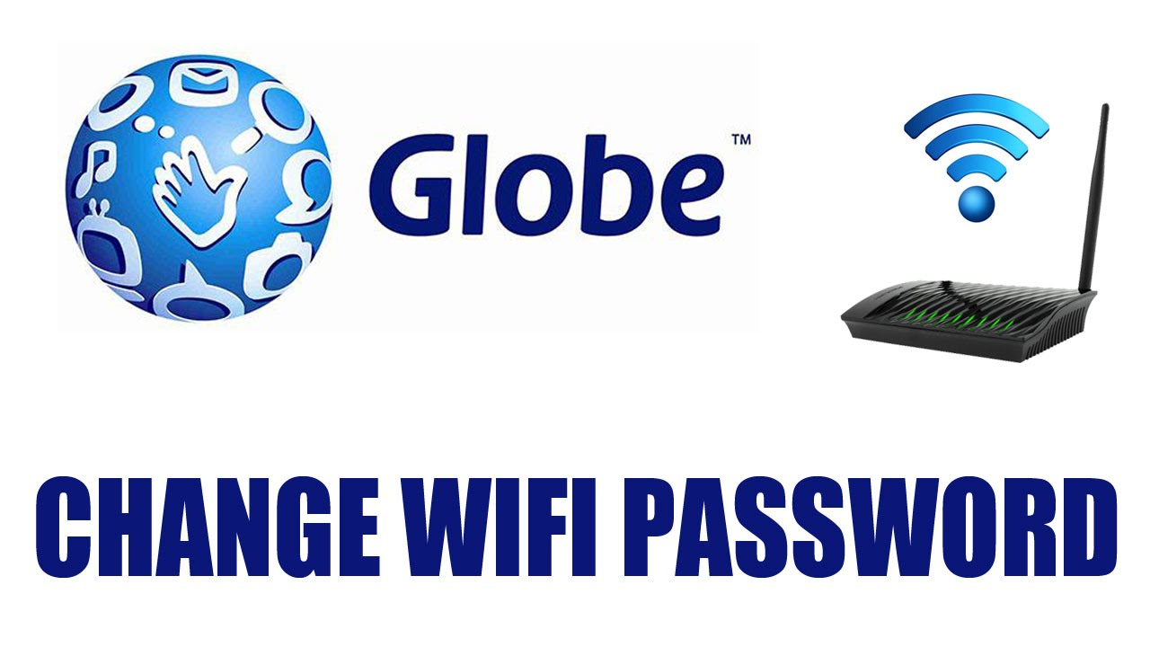 How to change wifi password in globe tattoo prolink