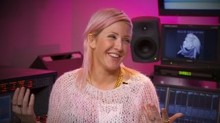 Ellie Goulding Chats About Anything Can Happen Music Video