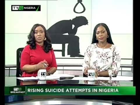 Talk Time| Rising suicide attempt in Nigeria| TVC News
