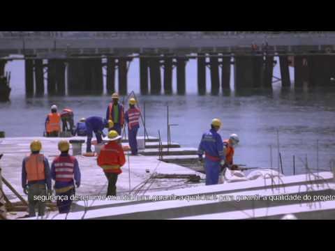 Construção offshore Porto Nacala-a-Velha - Terminal Carvão da CLN