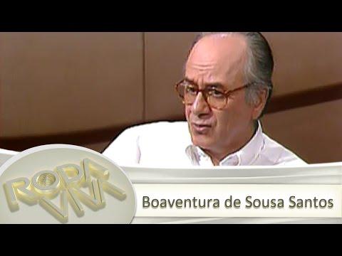 Boaventura de Sousa Santos - 0804