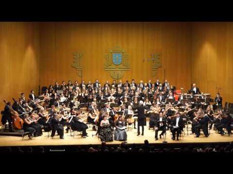 4º Movimiento. Sinfonía n.º 9 en re menor, op. 125. Beethoven