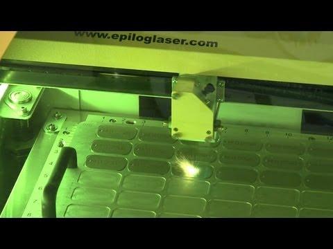 NEW FiberMark Fusion - Laser Etching & Marking Demonstration