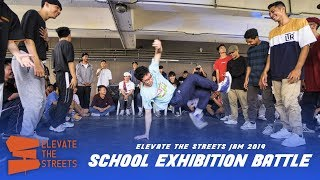 TP + RP + NP + NYP vs ITE College East | School Exhibition Battles | Elevate The Streets Jam 2019