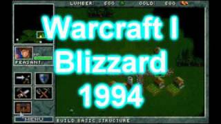 History of Real time Strategy Games