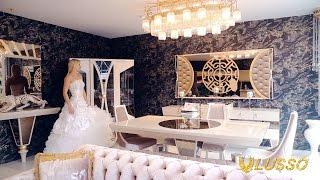 Lusso Mobilya ²⁰¹⁶ | Masko avangarde yemek oda modeli | Yemek odası tarzları