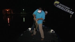 SMC Season 10.3 : How to catch bass at night on big worms and crankbaits on Seminole