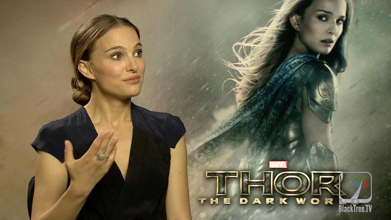 Thor: The Dark World - Portman Returns...Because She Has To |Natalie Portman Thor The Dark World