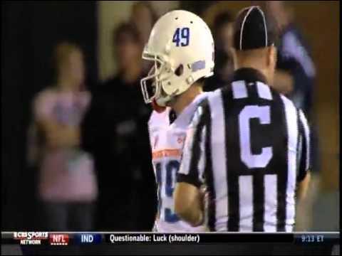 College football: No. 11 Michigan State avoids Utah State upset