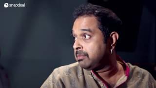 Snapdeal #unboxzindagi Shankar Mahadevan