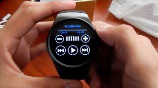 KW18 Smart Watch Review