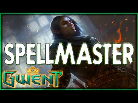 GWENT 👑 STILL SPELLING STRONG -SCOIATAEL SPELL CONTROL EITHNE DECK | OPEN BETA GAMEPLAY Furo