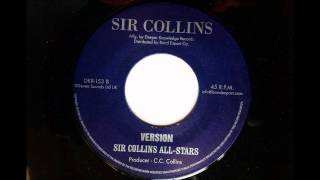 Invaders You Touch My Soul version - Sir Collins