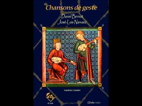 Daniel Bernot - La voix du koto (Chanson de geste n°2)