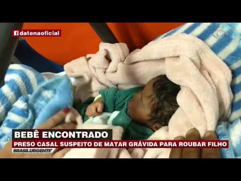 Casal é preso após matar mulher e roubar bebê em SP