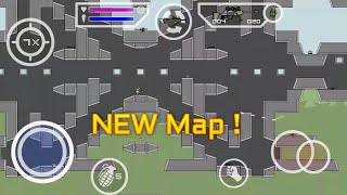 Doodle Army 2 : Mini Militia Sneak Peak  [New Map + New Gun] Trailer