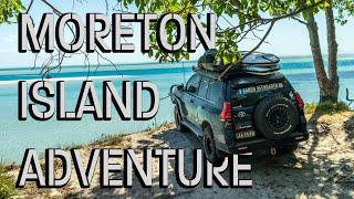 Aussie Adventure - Moreton Island 4x4 ** VLOG 6 **