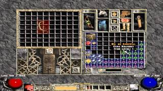 Diablo 2 Median XL Ultimative XVI [06] - Гайд по созданию хорошей базы для рунного слова