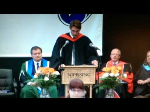 Rush Receive Honorary Doctorate of Music Degrees from Nipissing University